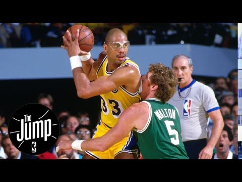 Did The Celtics Really Sabotage The Lakers' Visiting Locker Room In The '80s? | The Jump | ESPN