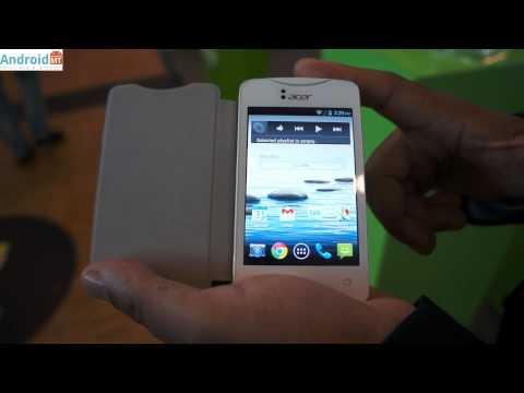 La Factory Prise en main du Acer Liquid Z3