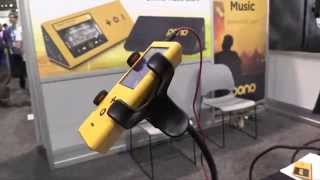 CES 2015 Interview and quick look: The Pono Player - High quality FLAC music player for audiophiles