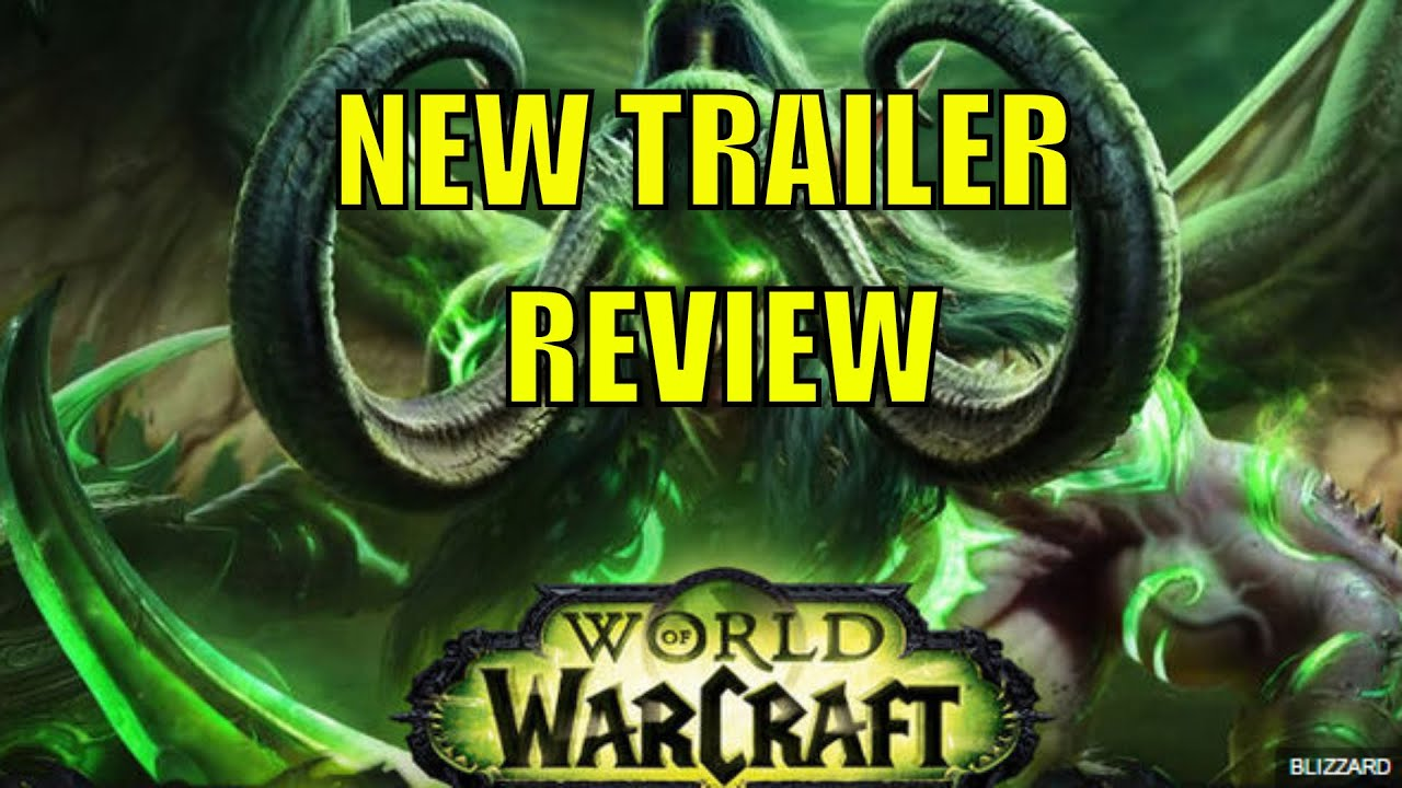 World of Warcraft: Legion Leaks, Release Date, and News: WoW Legion's ...