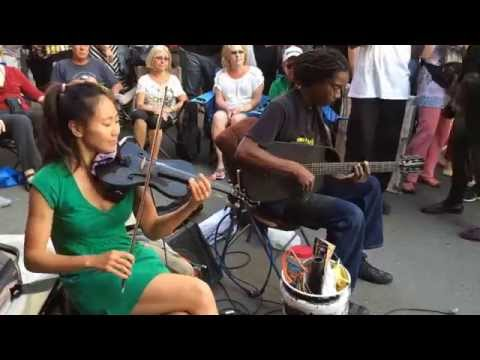 """Tanya & Dorise - Ben E. King's """"Stand By Me"""" (Cover)"""