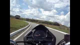 Hornet Sao Lourenço 2012 volta Br 267 & Andrelandia