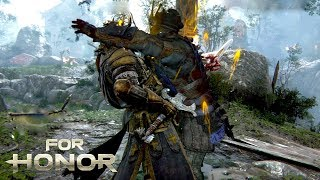 INTENSE Duels with WARDEN vs OROCHI! [For Honor]