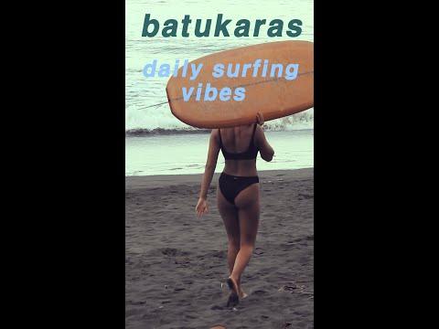 2020 batukaras daily surfing