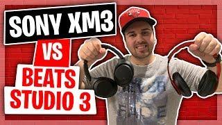 Sony XM3 VS Beats Studio 3 - Review 2019