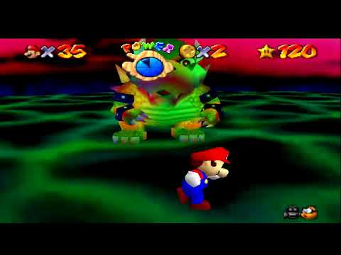 Let's Play Super Mario 64 (Color-coded.) Episode 16: Final Battle + Original Colors Restored |