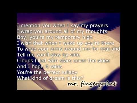 Sweet Dreams - Jessica Sanchez (Acoustic piano - Lyrics) MinusOne/Karaoke/Instrumental HQ