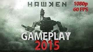 HAWKEN Gameplay PC 2015 Multiplayer [1080p 60 FPS] | Free to Play Game on Steam