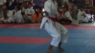 final kejuaraan karate soki cup l  thn 2014 di palangkaraya
