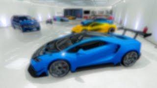 MES GARAGES SUR GTA 5 ONLINE ! (1/2)