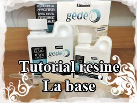 DIY : Resin Tuto / Resine Tutoriel N°1 : La base