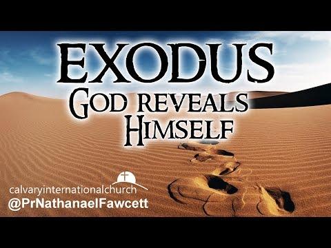 2017-09-17 - Exodus - A God Who Prepares