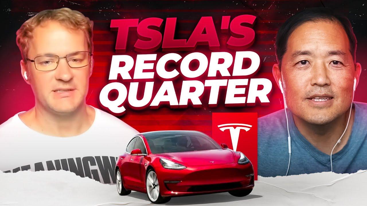 Tesla Q3 Record, Lucid, EV Tax Credit w/ Emmet Peppers (Ep. 423)