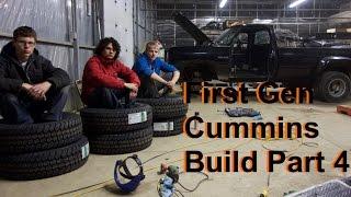 Video First Gen Dodge Cummins Build: Part 4 (Exhaust, Bumper & Tuning) download MP3, 3GP, MP4, WEBM, AVI, FLV Juli 2018