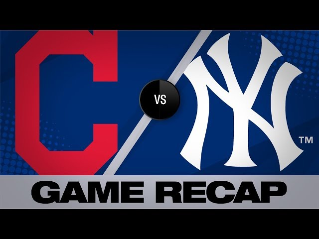 Mercado, Clevinger lead Tribe past Yankees | Indians-Yankees Game Highlights 8/18/19