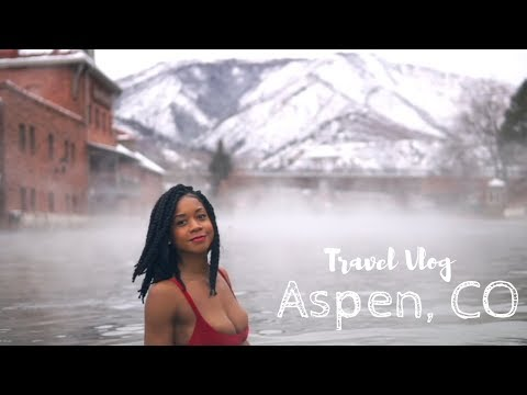 A Winter Trip In Aspen, CO| Travel Vlog