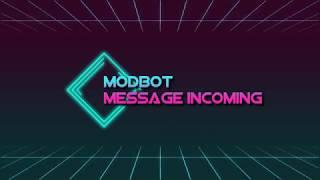 Modbot Message [Disclaimer]