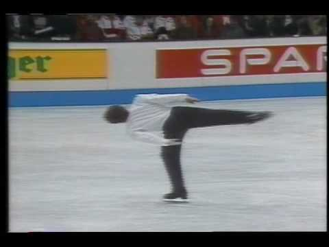Kurt Browning (CAN) - 1993 World Figure Skating Championships, Men