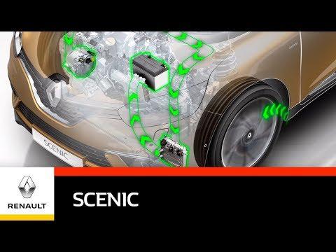 Motor ENERGY DCi 81 Kw (110 cv) Hybrid Assist de Renault SCENIC 2017