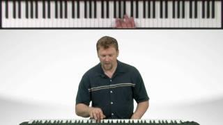 """B"" Flat Major Piano Scale - Piano Scale Lessons"