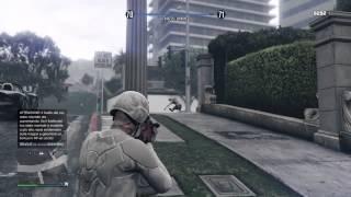 DUELLO! GTA online PS4 ITA HD 720 P! By CRASH!