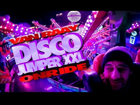 Disco Jumper XXL - Van Raay // VoodoJumper Extreme oder Hüpfburg2.0 ??? //NEU// Berlin'17