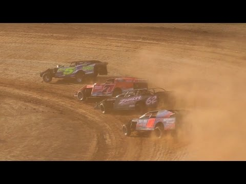 UEMS E-Mod Heat One | McKean County Raceway | Fall Classic | 10-15-16