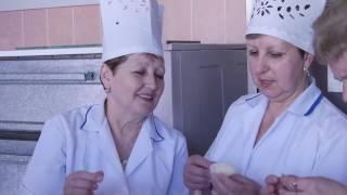 Школа молодого педагога мастер-класс 'Приготовление блюд из яиц и творога'