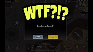NCC - WTF?!? Disconnect Zonanya Udah Kecil *PUBG Mobile