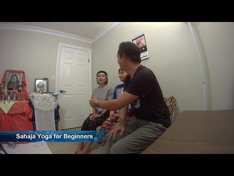 Sahaja Yoga Meditation for Beginners