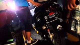 Yamaha Mio Soul GT dynotest 14,90HP!GMS WORKSHOP!