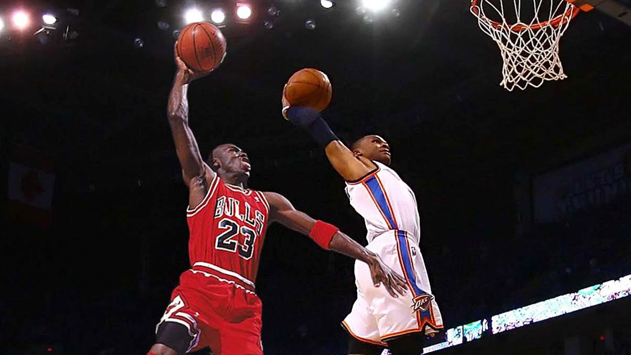 Russell Westbrook Wallpaper Hd Michael Jordan Says Russell Westbrook Is Younger Version