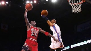 Michael Jordan Says Russell Westbrook Is Younger Version of Him