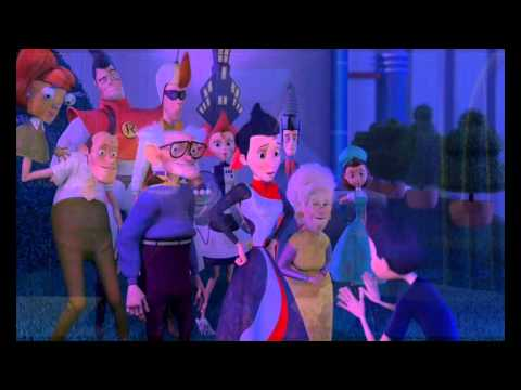 meet the robinsons ending soundtrack music