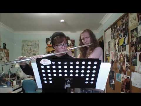 A Whole New World  Flute