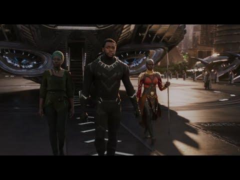 'Black Panther'   2018  Chadwick Boseman, Michael B. Jordan