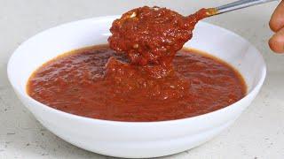 5 minutes pizza sauce recipe  homemade pizza sauce recipe