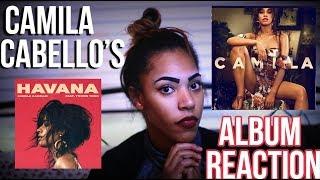 Camila Cabello's New Album HONEST REACTION