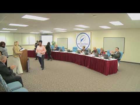 Board of Education Meeting - December 13, 2017