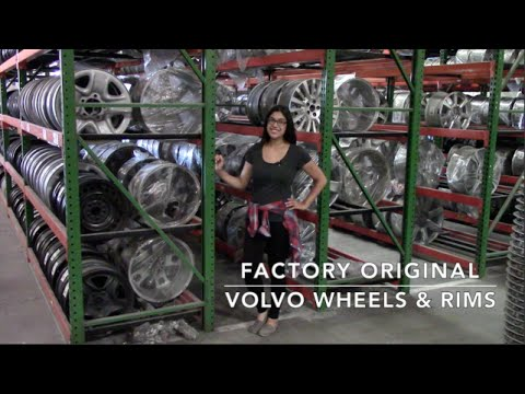 Factory Original Volvo Wheels & Volvo Rims – OriginalWheels.com