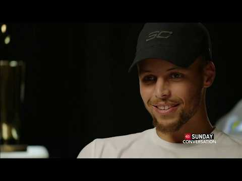 Steph Curry Explains His Basketball Rivalry With LeBron James | SportsCenter | ESPN