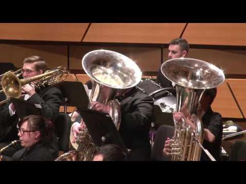 Colorado State University Wind Symphony 2-24-17