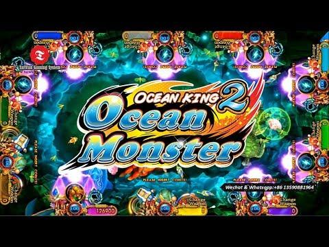 Winning Ocean King 2 Game Play Demo | How To Win IGS Fishing Game Machine