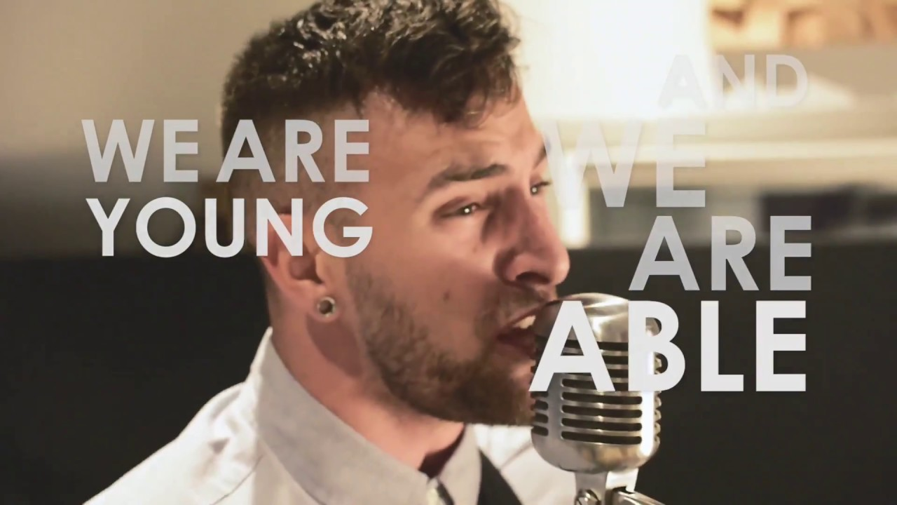 Kane Incognito - Young & Able Lyric Video