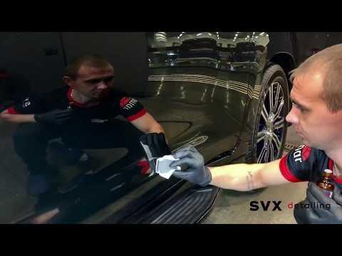 Lexus LX570 - подготовка к суровым условиям эксплуатации