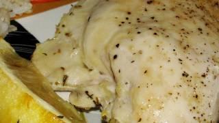 Lemon Chicken Breasts
