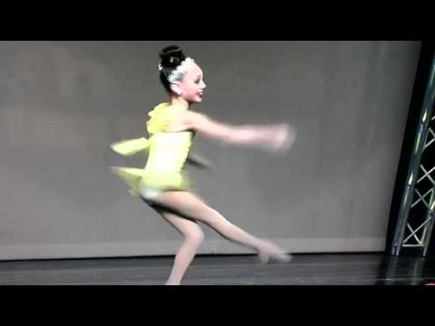 Maddie`s solo Be Anything and Maddie hits Kenzie.