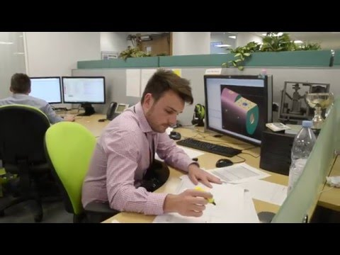Scott, CAD Designer