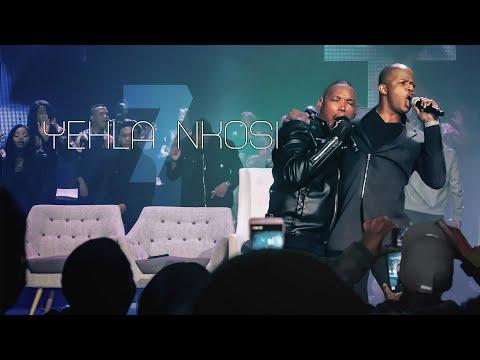 Spirit Of Praise 7 ft Neyi Zimu & Omega Khunou - Yehla Nkosi - Gospel Praise & Worship Song