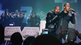 Gambar cover Spirit Of Praise 7 ft Neyi Zimu & Omega Khunou - Yehla Nkosi - Gospel Praise & Worship Song